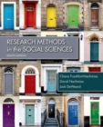 Research Methods in the Social Sciences - Book
