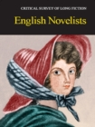 Critical Survey of Long Fiction : English Novelists - eBook