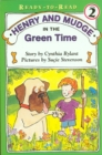 Henry and Mudge in the Green Time - eAudiobook