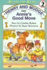 Henry and Mudge and Annie's Good Move - eAudiobook