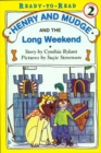 Henry and Mudge and the Long Weekend - eAudiobook