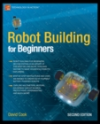 Robot Building for Beginners - Book
