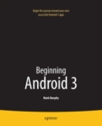 Beginning Android 3 - eBook
