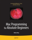 Mac Programming for Absolute Beginners - eBook