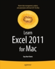 Learn Excel 2011 for Mac - eBook