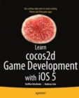 Learn cocos2d Game Development with iOS 5 - eBook