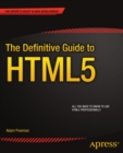 The Definitive Guide to HTML5 - eBook