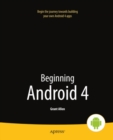 Beginning Android 4 - eBook