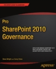 Pro SharePoint 2010 Governance - eBook
