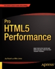 Pro HTML5 Performance - Book
