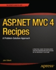ASP.NET MVC 4 Recipes : A Problem-Solution Approach - eBook
