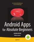 Android Apps for Absolute Beginners - eBook