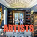 South African Artists at Home - eBook