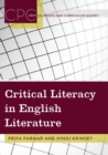 Critical Literacy in English Literature - Book