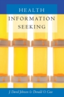 Health Information Seeking - Book