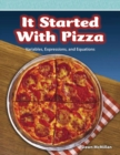 It Started with Pizza - eBook