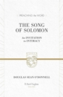 The Song of Solomon : An Invitation to Intimacy - Book