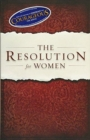 The Resolution for Women - Book