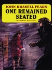 One Remained Seated: A Classic Crime Novel : Black Maria, Book Three - eBook