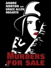 Murders for Sale : A Mystery Novel - eBook