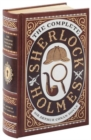 Complete Sherlock Holmes (Barnes & Noble Omnibus Leatherbound Classics) - Book