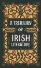 A Treasury of Irish Literature (Barnes & Noble Omnibus Leatherbound Classics) - Book