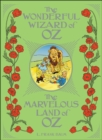 The Wonderful Wizard of Oz / The Marvelous Land of Oz - Book