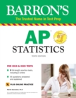 Barron's AP Statistics with Online Tests - Book