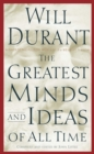 The Greatest Minds And Ideas Of All Time - eBook