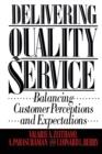 Delivering Quality Service - Book
