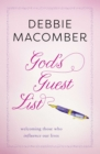 God's Guest List : Welcoming Those Who Influence Our Lives - eBook