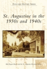 St. Augustine in the 1930s and 1940s - eBook
