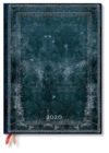 Midnight Steel Ultra Vertical 2020 Diary - Book