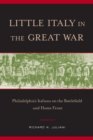 Little Italy in the Great War : Philadelphia's Italians on the Battlefield and Home Front - eBook