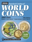 2016 Standard Catalog of World Coins 2001-Date - Book