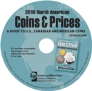 2016 North American Coins & Prices : A Guide to U.S., Canadian and Mexican Coins - Book