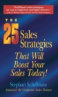 The 25 Sales Strategies That Will Boost Your Sales Today! - eBook