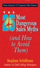 25 Most Dangerous Sales Myths : (And How to Avoid Them) - eBook
