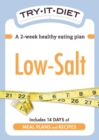 Try-It Diet: Low Salt : A two-week healthy eating plan - eBook