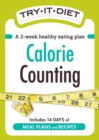 Try-It Diet - Calorie Counting - eBook