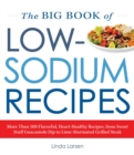 The Big Book Of Low-Sodium Recipes : More Than 500 Flavorful, Heart-Healthy Recipes, from Sweet Stuff Guacamole Dip to Lime-Marinated Grilled Steak - eBook