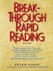 Breakthrough Rapid Reading - eBook