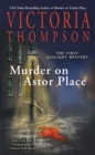 Murder on Astor Place - eBook