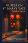 Murder on St. Mark's Place - eBook