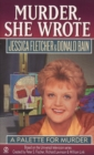 Murder, She Wrote: A Palette for Murder - eBook