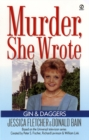 Murder, She Wrote: Gin and Daggers - eBook