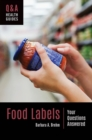 Food Labels: Your Questions Answered - eBook
