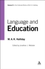 Language and Education : Volume 9 - eBook