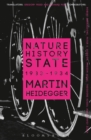 Nature, History, State : 1933-1934 - eBook