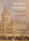 The Battle of the Styles : Society, Culture and the Design of a New Foreign Office, 1855-1861 - eBook